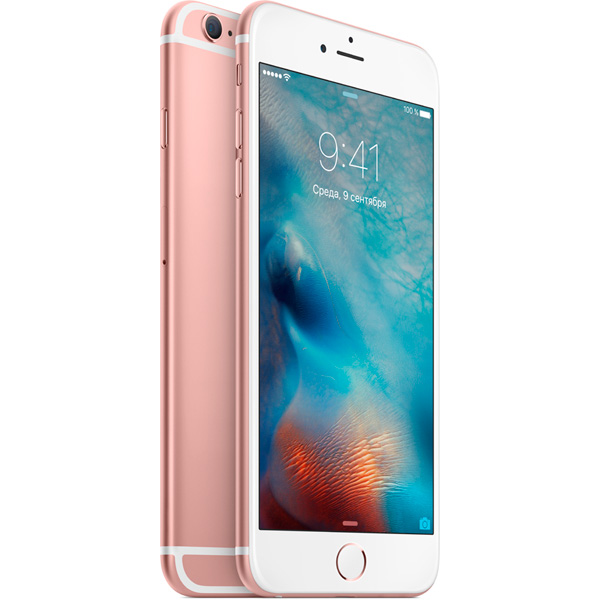 Смартфон Apple iPhone 6s 32 GB, розовый