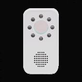 Инфракрасный детектор скрытых камер Xiaomi Smoovie Multifunction Infrared Detector, белый