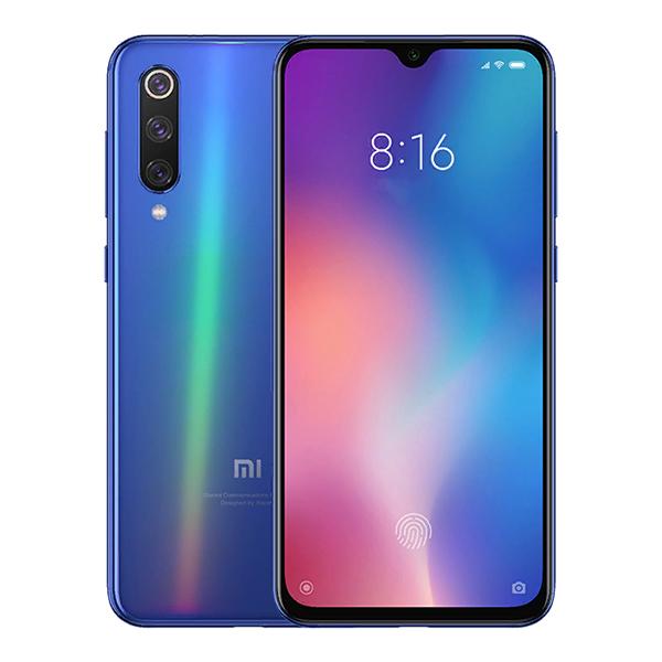 Смартфон Xiaomi Mi9, 64GB/6, синий (Global Version)