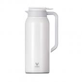 Термос Xiaomi Viomi Steel Vacuum Pot 1.5л, белый