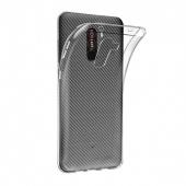Чехол TPU для Xiaomi Pocophone F1, прозрачный