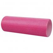 Валик для фитнеса sot 30x15см, розовый