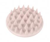 Силиконовая массажная щётка для животных Xiaomi Petkit everclean, розовый