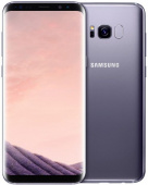 Смартфон Samsung SM-G950FD Galaxy S8 64 Gb, (Orchid Gray), мистический аметист