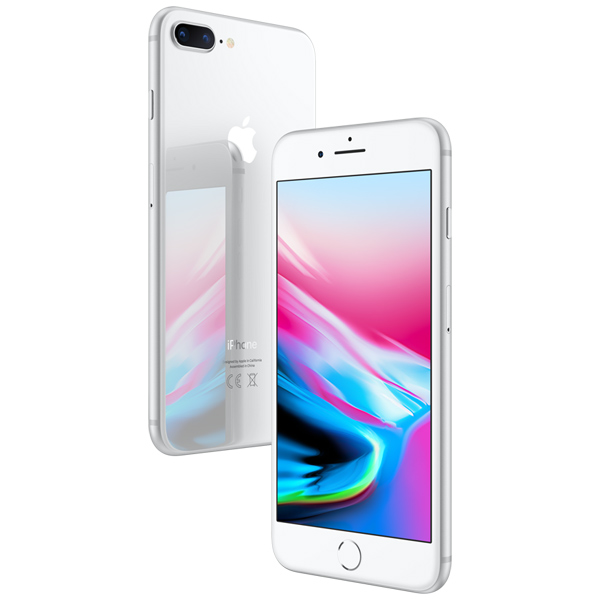 Смартфон Apple iPhone 8 Plus 64 GB, серебристый