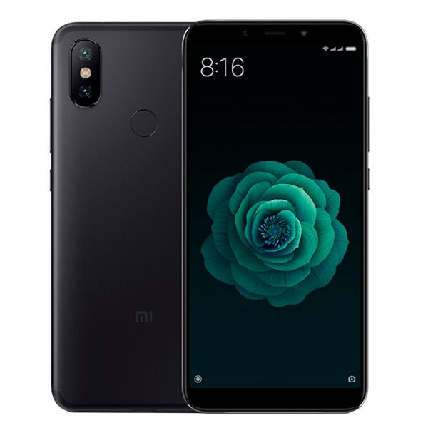 Смартфон Xiaomi Mi 6X, 64GB/6, черный (China Version)
