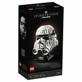 Конструктор LEGO Star Wars 75276 Шлем штурмовика