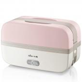 Ланч-бокс с подогревом Small Bear Electric Lunch Box, розовый