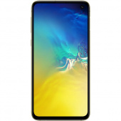 Смартфон Samsung Galaxy S10e 6/128GB, цитрус