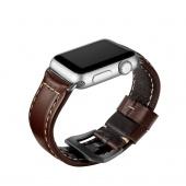 Ремешок кожаный для Apple Watch 42/44мм, в ассортименте
