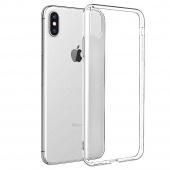 Чехол для iPhone XS Max TPU, прозрачный