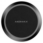 Беспроводное зарядное устройство Momax 15W Q.PAD Max Fast Wireless Charger, черный