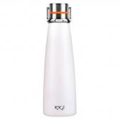 Термос Xiaomi KKF Vacuum Cup Kiss Kiss Fish 475ml, белый