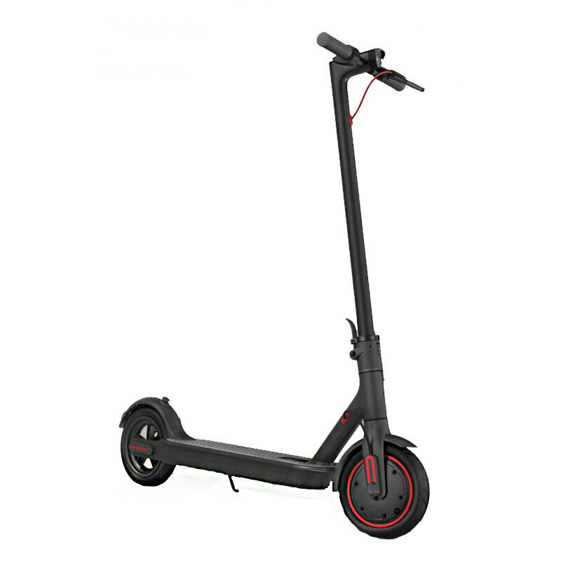 Электросамокат Xiaomi MiJia Electric Scooter M365 Pro, черный