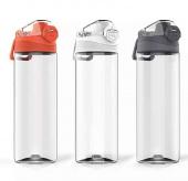 Бутылка для воды Xiaomi Quange Tritan Bottle (0,62 л), серый
