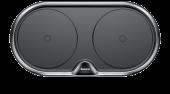 Беспроводное зарядное устройство Baseus Dual Wireless Charger, черный
