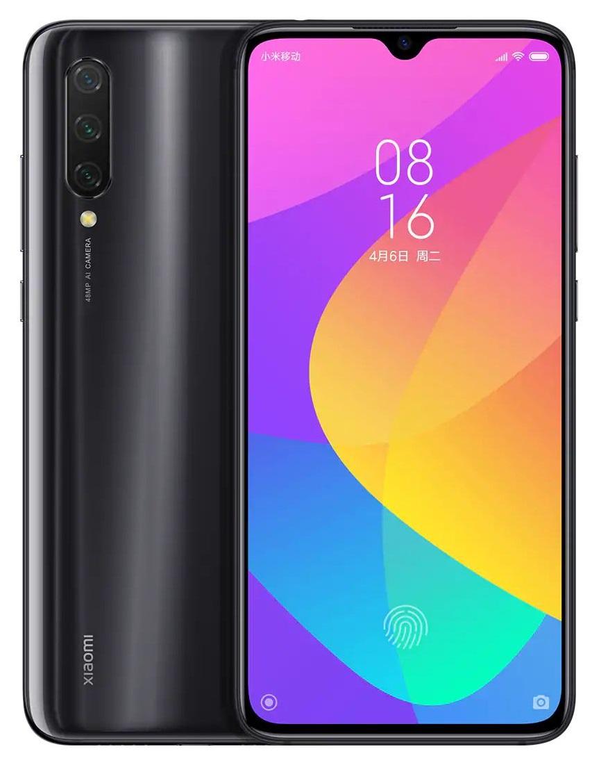 Смартфон Xiaomi Mi9 Lite, 128GB/6, черный (Global Version)