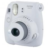 Фотоаппарат моментальной печати Fujifilm instax mini 9 poppy, белый