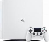 Игровая приставка Sony Playstation 4 Pro 1TB (CUH-7216B), белый