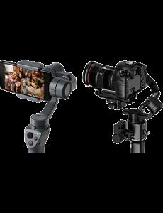 Стабилизаторы для камер и смартфонов